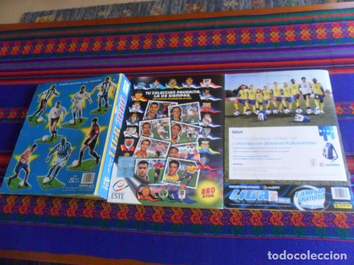 Álbum de fútbol completo: LIGA ESTE 11 12 2011 2012 COMPLETO, 2000 2001 00 01 COMPLETO A FALTA DE FICHAJES. REGALO FICHAS 2000 - Foto 27 - 222026463