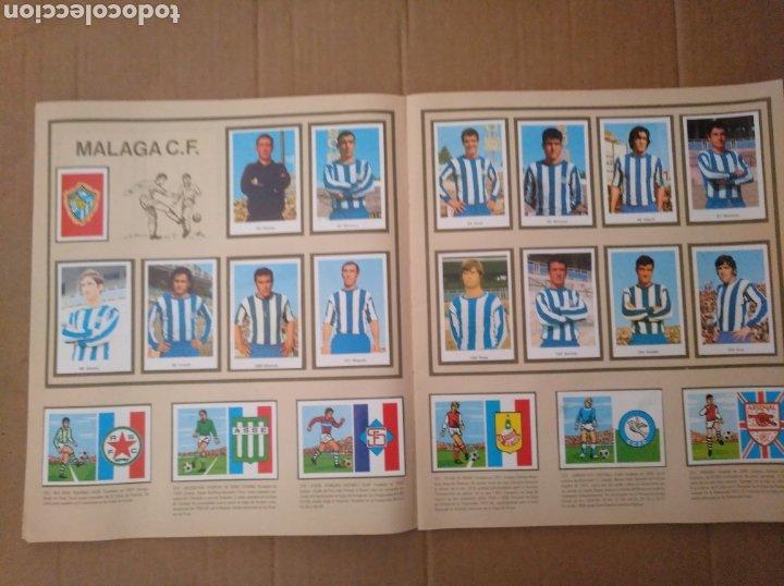 Álbum de fútbol completo: R. ROMERO 1972/73 ALBUM COMPLETO CON CUATRO CROMOS DOBLES Y UN TRIPLE,MUY BUENO. - Foto 13 - 222035031