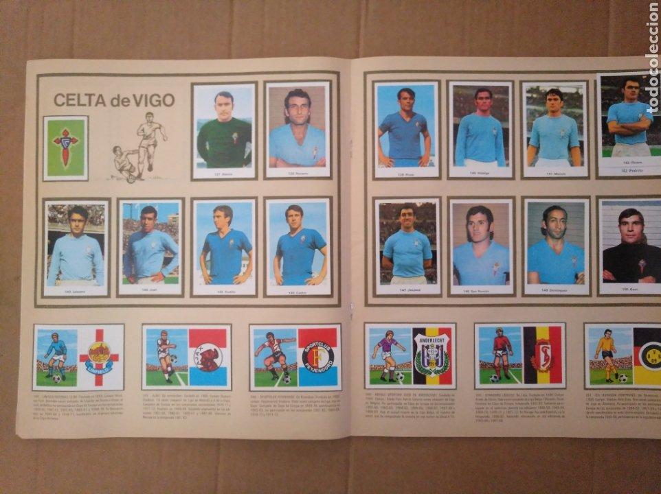 Álbum de fútbol completo: R. ROMERO 1972/73 ALBUM COMPLETO CON CUATRO CROMOS DOBLES Y UN TRIPLE,MUY BUENO. - Foto 19 - 222035031