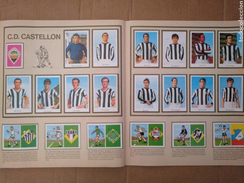 Álbum de fútbol completo: R. ROMERO 1972/73 ALBUM COMPLETO CON CUATRO CROMOS DOBLES Y UN TRIPLE,MUY BUENO. - Foto 32 - 222035031
