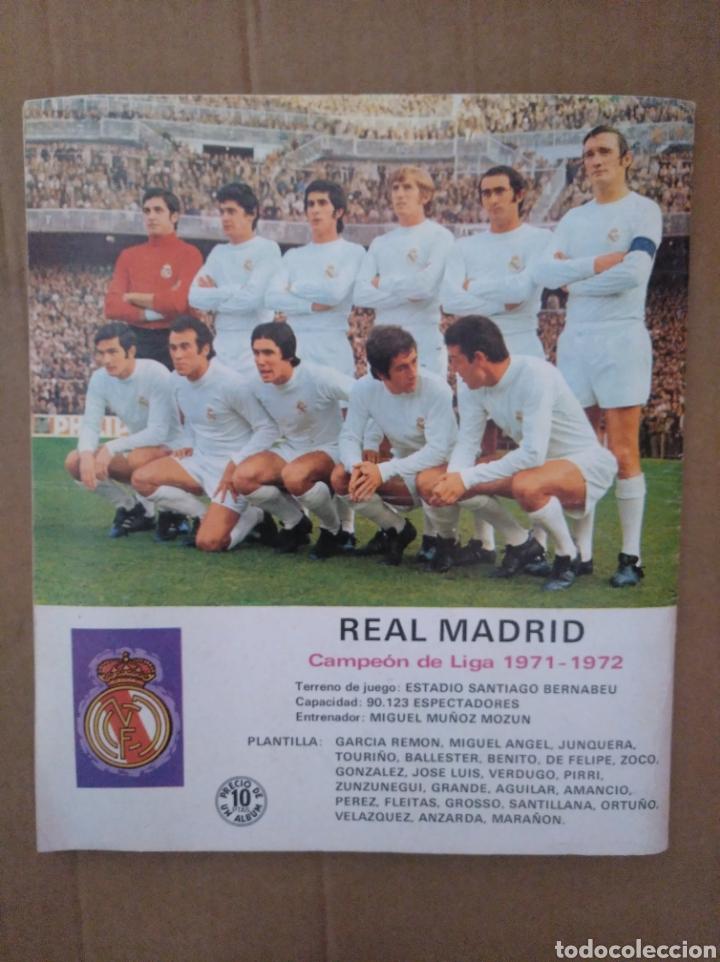 Álbum de fútbol completo: R. ROMERO 1972/73 ALBUM COMPLETO CON CUATRO CROMOS DOBLES Y UN TRIPLE,MUY BUENO. - Foto 36 - 222035031