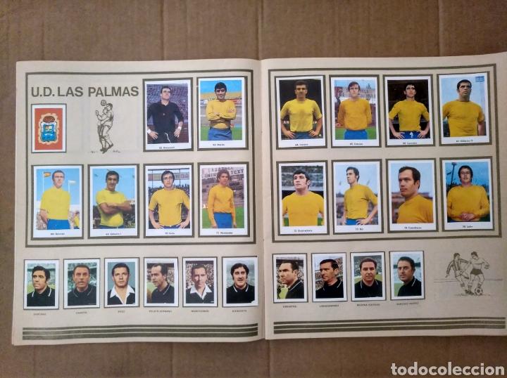 Álbum de fútbol completo: R. ROMERO 1972/73 ALBUM COMPLETO CON CUATRO CROMOS DOBLES Y UN TRIPLE,MUY BUENO. - Foto 9 - 222035031
