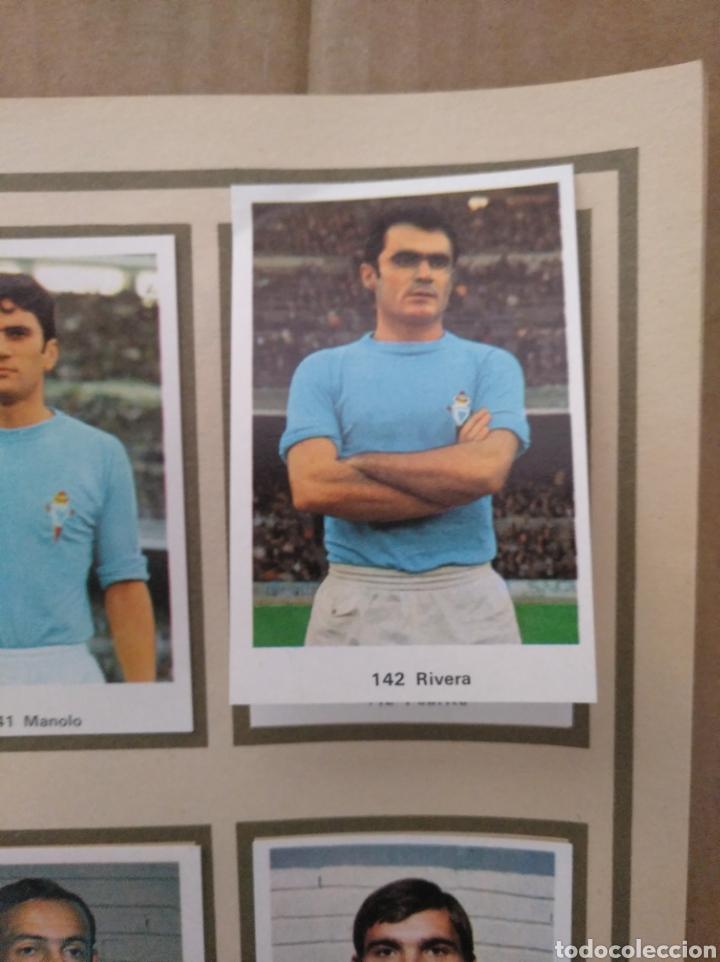 Álbum de fútbol completo: R. ROMERO 1972/73 ALBUM COMPLETO CON CUATRO CROMOS DOBLES Y UN TRIPLE,MUY BUENO. - Foto 20 - 222035031
