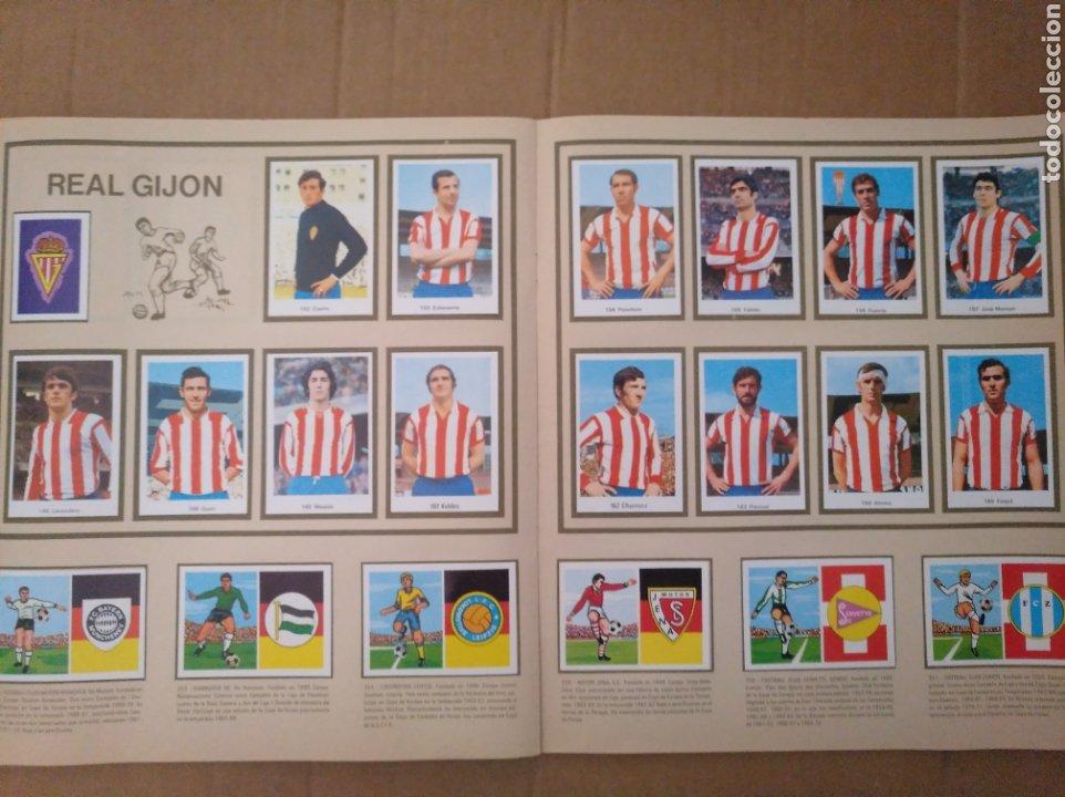 Álbum de fútbol completo: R. ROMERO 1972/73 ALBUM COMPLETO CON CUATRO CROMOS DOBLES Y UN TRIPLE,MUY BUENO. - Foto 22 - 222035031