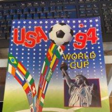 Álbum de fútbol completo: USA 94 COMPLETO. Lote 222244177