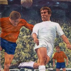 Álbum de fútbol completo: ALBUM FUTBOL FACSIMIL 1968-69 FHER,NUEVO Y COMPLETO(LEER DESCRIPCION). Lote 222293348