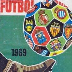 Álbum de fútbol completo: ALBUM FUTBOL FACSIMIL 68-69 RUIZ ROMERO,NUEVO Y COMPLETO(LEER DESCRIPCION). Lote 222293486