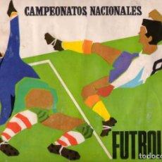 Álbum de fútbol completo: ALBUM FUTBOL FACSIMIL 1969-70 RUIZ ROMERO,NUEVO Y COMPLETO(LEER DESCRIPCION). Lote 222293668