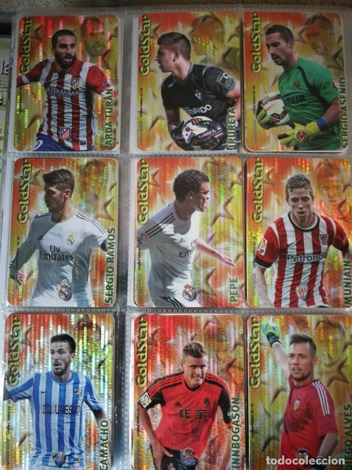Álbum de fútbol completo: ALBUM MUNDICROMO 2015 - Foto 4 - 221398590