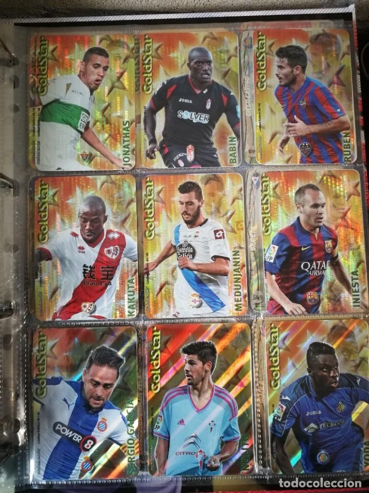 Álbum de fútbol completo: ALBUM MUNDICROMO 2015 - Foto 6 - 221398590