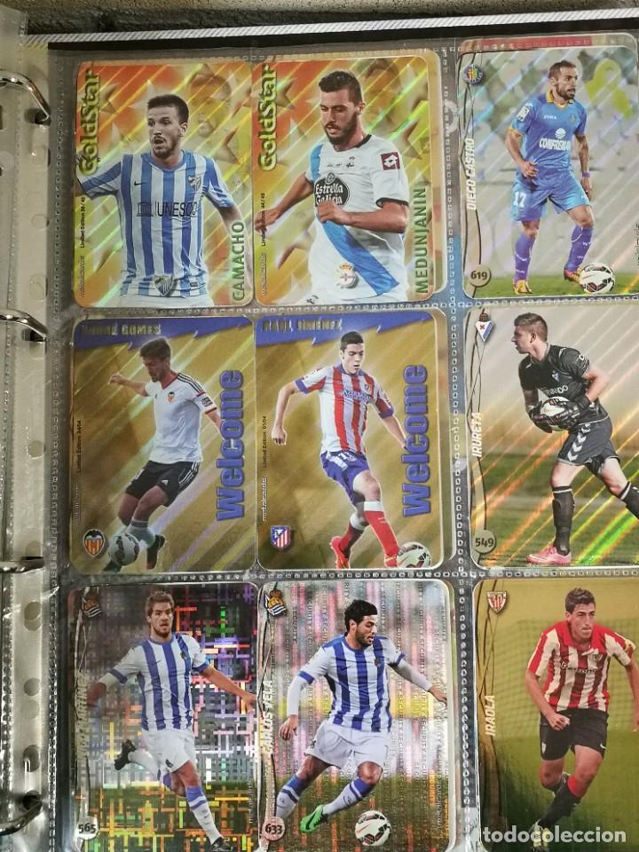 Álbum de fútbol completo: ALBUM MUNDICROMO 2015 - Foto 8 - 221398590