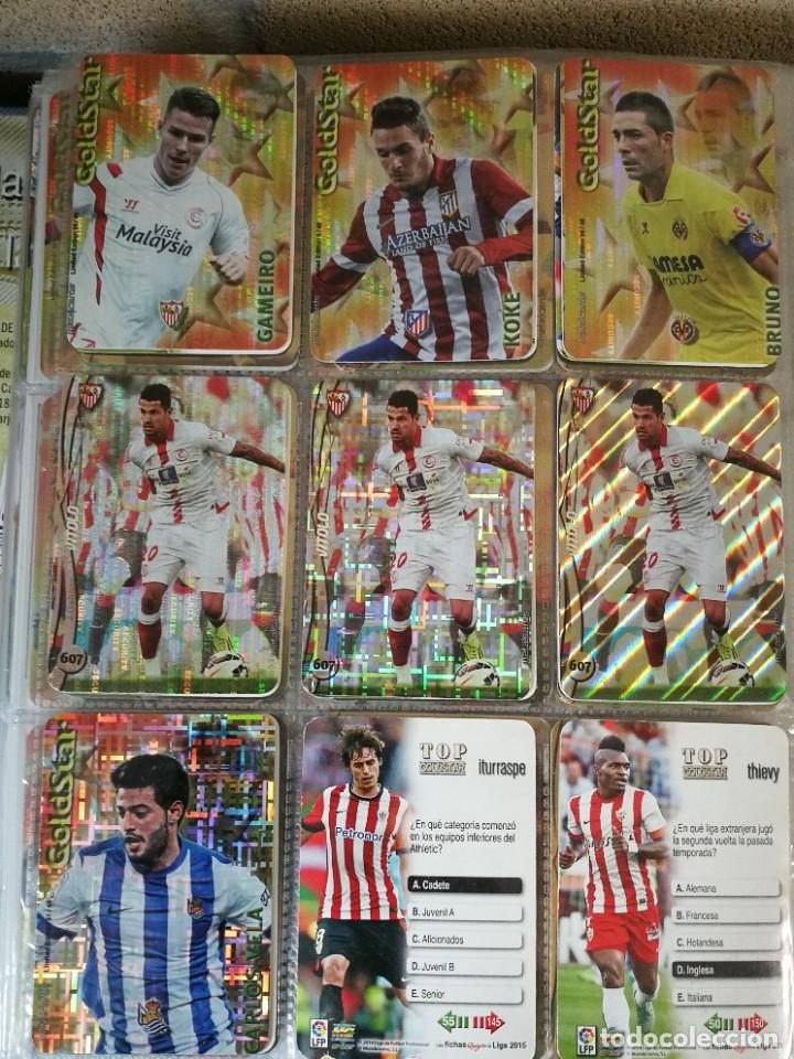 Álbum de fútbol completo: ALBUM MUNDICROMO 2015 - Foto 11 - 221398590