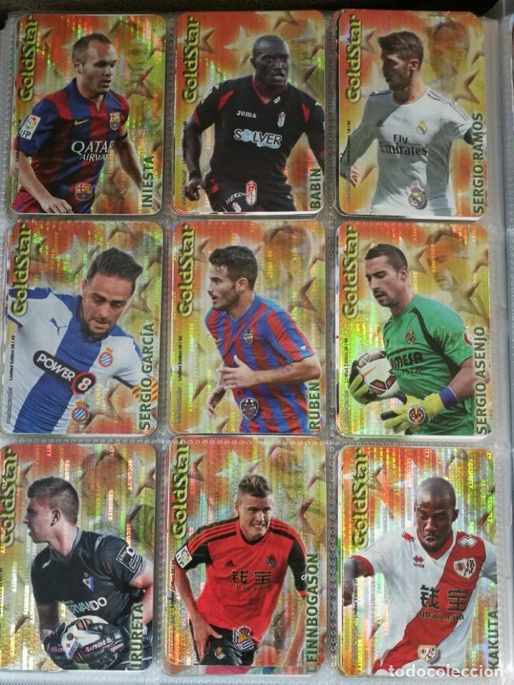 Álbum de fútbol completo: ALBUM MUNDICROMO 2015 - Foto 6 - 221399365