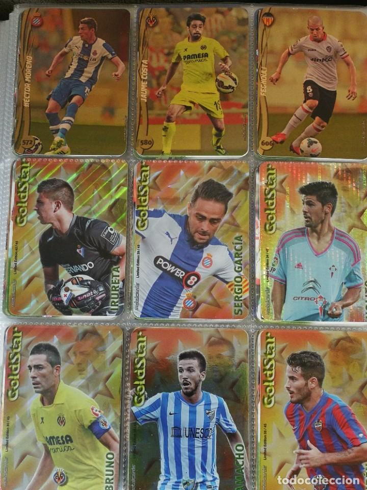 Álbum de fútbol completo: ALBUM MUNDICROMO 2015 - Foto 8 - 221399365
