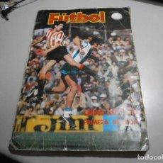 Álbum de fútbol completo: ALBUM ESTE COMPLETO FUTBOL LIGA 1977 78 CON 44 DOBLES Y 27 ULTIMOS FICHAJES CROMOS INTERESANTES. Lote 222311703