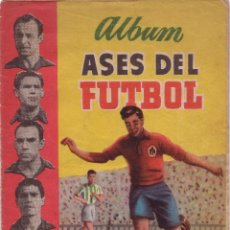 Álbum de fútbol completo: ALBUM FUTBOL FACSIMIL 1951-52 BRUGUERA,NUEVO Y COMPLETO(LEER DESCRIPCION). Lote 222444300