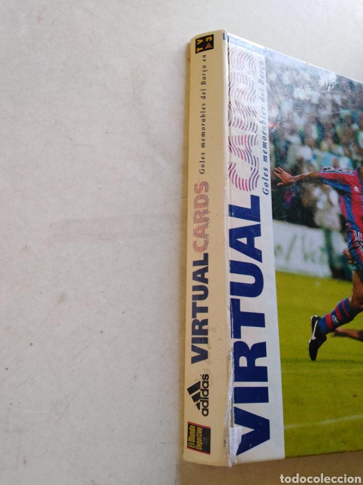 Álbum de fútbol completo: Victual cards, el mundo deportivo, F.C.Barcelona - Foto 2 - 222559358