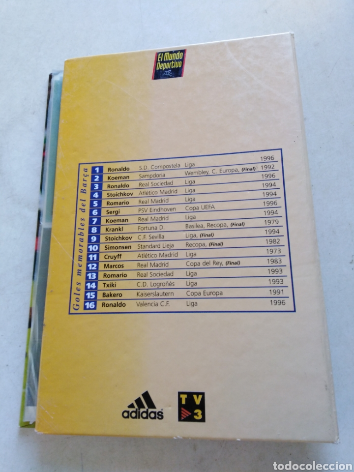 Álbum de fútbol completo: Victual cards, el mundo deportivo, F.C.Barcelona - Foto 3 - 222559358