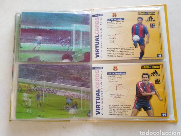 Álbum de fútbol completo: Victual cards, el mundo deportivo, F.C.Barcelona - Foto 10 - 222559358