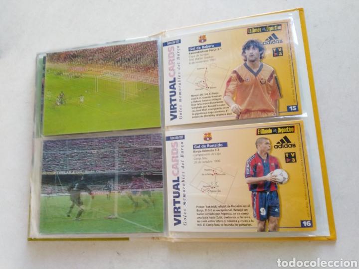 Álbum de fútbol completo: Victual cards, el mundo deportivo, F.C.Barcelona - Foto 11 - 222559358
