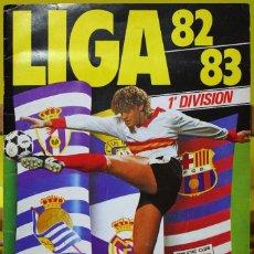 Álbum de fútbol completo: ÁLBUM COMPLETO - LIGA 82 83 - 1982 1983 - 340 CROMOS - ED. ESTE - INCLUYE MILJANIC, MARADONA, ETC.... Lote 222701678