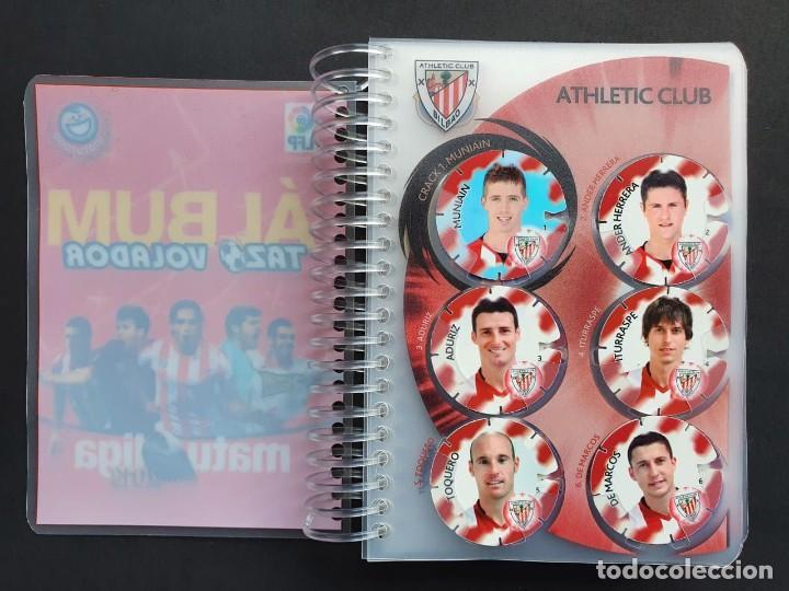 Álbum de fútbol completo: Colección Completa Tazos Voladores MATULIGA 2013 con álbum Incluido - Foto 2 - 223100458