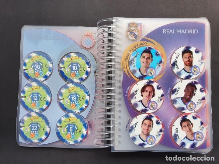Álbum de fútbol completo: Colección Completa Tazos Voladores MATULIGA 2013 con álbum Incluido - Foto 5 - 223100458