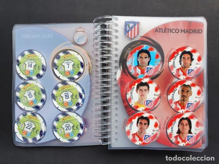 Álbum de fútbol completo: Colección Completa Tazos Voladores MATULIGA 2013 con álbum Incluido - Foto 6 - 223100458