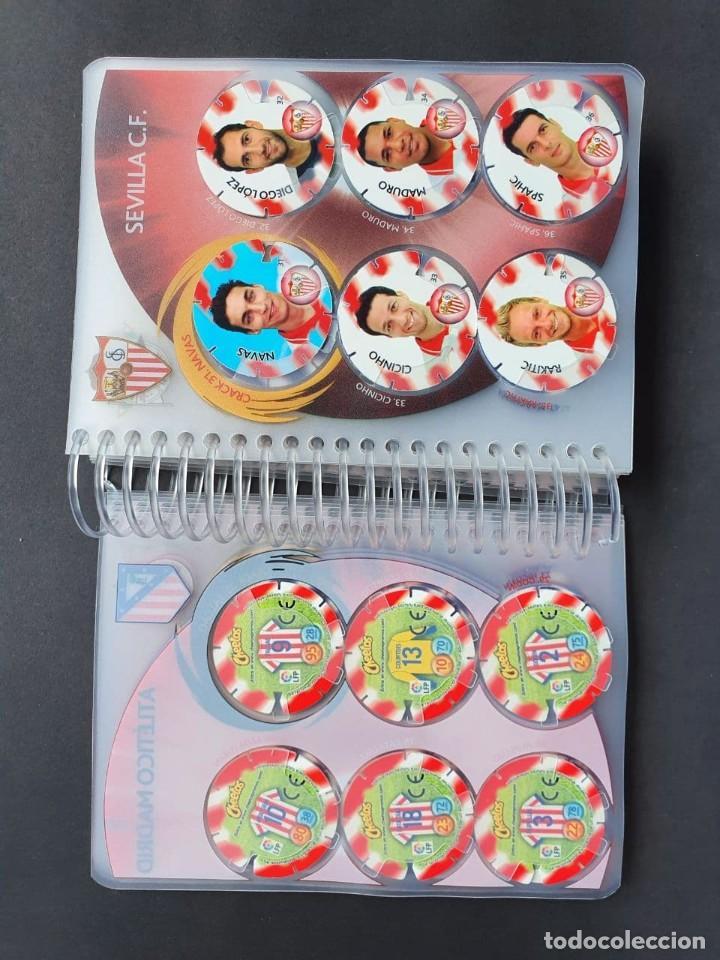 Álbum de fútbol completo: Colección Completa Tazos Voladores MATULIGA 2013 con álbum Incluido - Foto 7 - 223100458