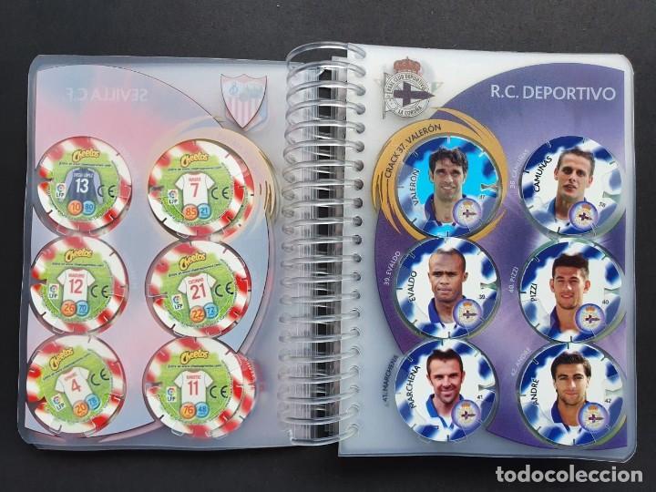 Álbum de fútbol completo: Colección Completa Tazos Voladores MATULIGA 2013 con álbum Incluido - Foto 8 - 223100458