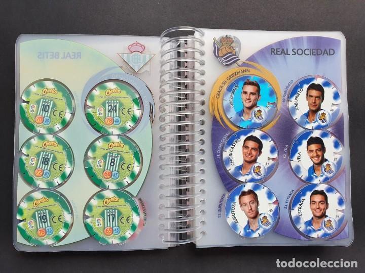 Álbum de fútbol completo: Colección Completa Tazos Voladores MATULIGA 2013 con álbum Incluido - Foto 10 - 223100458