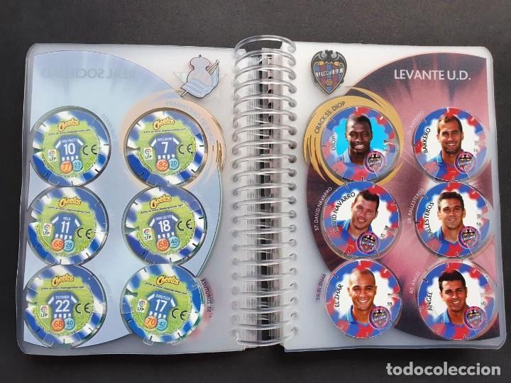 Álbum de fútbol completo: Colección Completa Tazos Voladores MATULIGA 2013 con álbum Incluido - Foto 11 - 223100458
