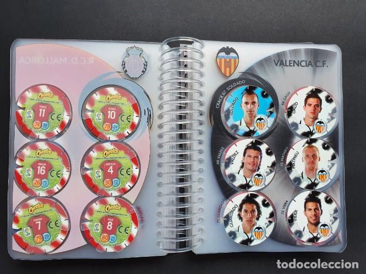 Álbum de fútbol completo: Colección Completa Tazos Voladores MATULIGA 2013 con álbum Incluido - Foto 13 - 223100458