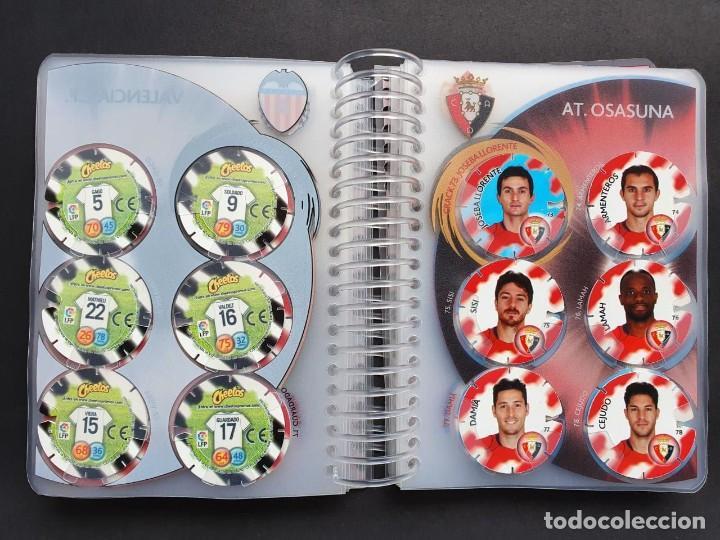 Álbum de fútbol completo: Colección Completa Tazos Voladores MATULIGA 2013 con álbum Incluido - Foto 14 - 223100458