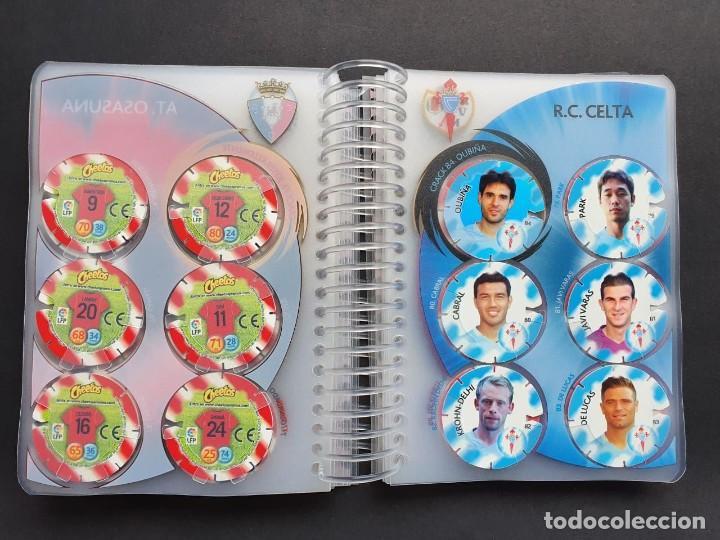 Álbum de fútbol completo: Colección Completa Tazos Voladores MATULIGA 2013 con álbum Incluido - Foto 15 - 223100458