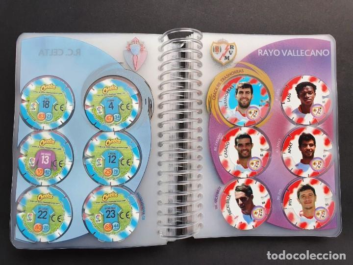 Álbum de fútbol completo: Colección Completa Tazos Voladores MATULIGA 2013 con álbum Incluido - Foto 16 - 223100458