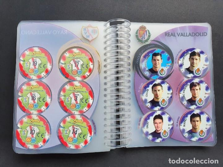 Álbum de fútbol completo: Colección Completa Tazos Voladores MATULIGA 2013 con álbum Incluido - Foto 17 - 223100458