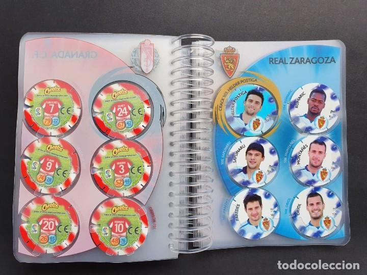 Álbum de fútbol completo: Colección Completa Tazos Voladores MATULIGA 2013 con álbum Incluido - Foto 19 - 223100458