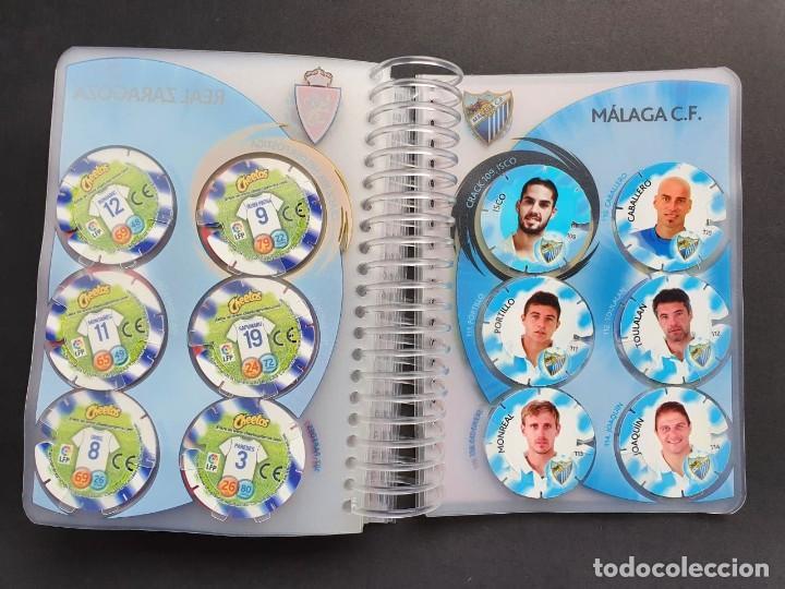Álbum de fútbol completo: Colección Completa Tazos Voladores MATULIGA 2013 con álbum Incluido - Foto 20 - 223100458