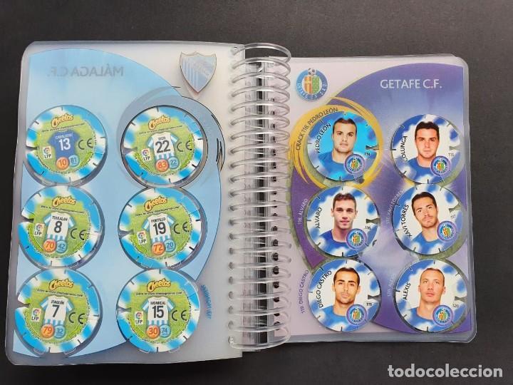 Álbum de fútbol completo: Colección Completa Tazos Voladores MATULIGA 2013 con álbum Incluido - Foto 21 - 223100458