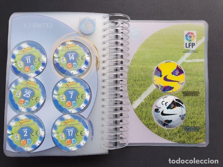 Álbum de fútbol completo: Colección Completa Tazos Voladores MATULIGA 2013 con álbum Incluido - Foto 22 - 223100458