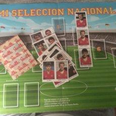 Álbum de fútbol completo: REVILLA - SELECCION ESPAÑOLA ITALIA 90 ( COLECCIÓN SIN PEGAR + ALBUM NUEVO Y VACÍO). Lote 277506583