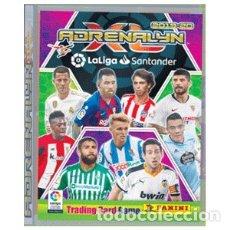 Álbum de fútbol completo: COLECCIÓN ADRENALYN 2019/2020 517 CARDS + ACTULALIZACION + 24 LIMITADAS !!. Lote 237089970