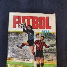 Álbum de fútbol completo: ALBUM DE FÚTBOL CAMPEONATO DE LIGA 74 DE RUIZ ROMERO, COMPLETO, 324 CROMOS.. Lote 225026175