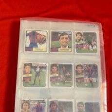 Álbum de fútbol completo: EDICIONES ESTE 89-90 COLECCIÓN COMPLETA + ÁLBUM + SOBRES. Lote 225105523