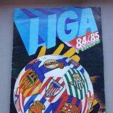Caderneta de futebol completa: ALBUM COMPLETO LIGA ESTE 84 85 1984 1985 CON DOBLES PATON, ADRIANO, SALVA, BISES DOBLES VERSIONES.... Lote 225814745