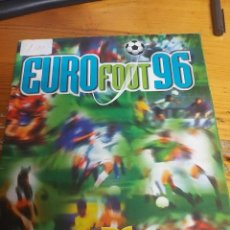 Álbum de fútbol completo: COLECCION COMPLETA CROMOS FUTBOL EUROFOOT 96 EDITORIAL DS. Lote 225870578