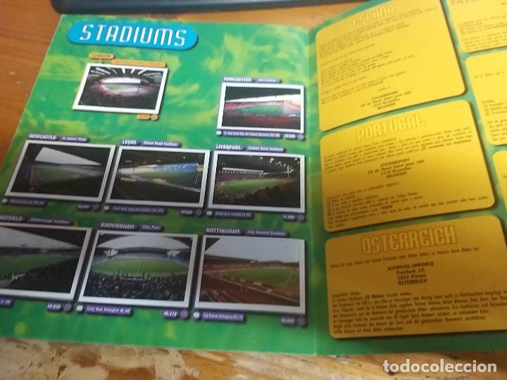 Álbum de fútbol completo: COLECCION COMPLETA CROMOS FUTBOL EUROFOOT 96 EDITORIAL DS - Foto 2 - 225870578