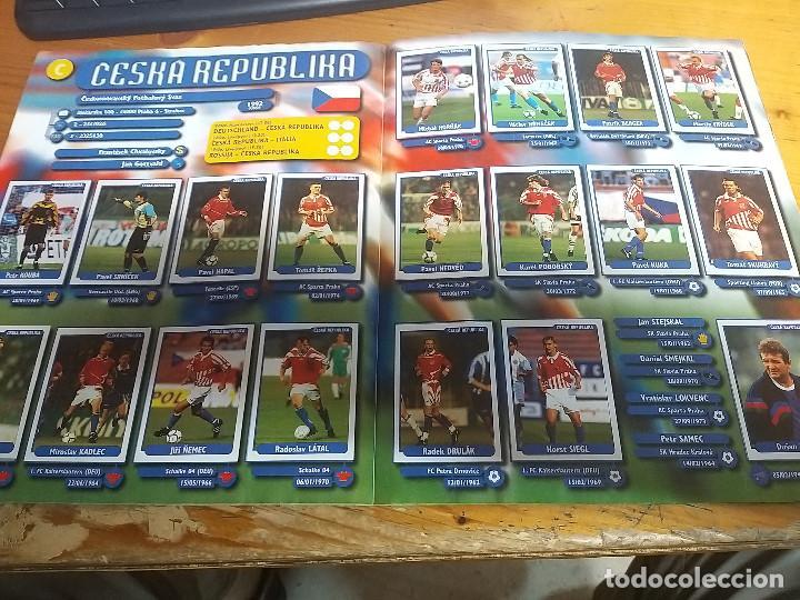 Álbum de fútbol completo: COLECCION COMPLETA CROMOS FUTBOL EUROFOOT 96 EDITORIAL DS - Foto 3 - 225870578