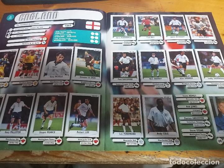Álbum de fútbol completo: COLECCION COMPLETA CROMOS FUTBOL EUROFOOT 96 EDITORIAL DS - Foto 4 - 225870578